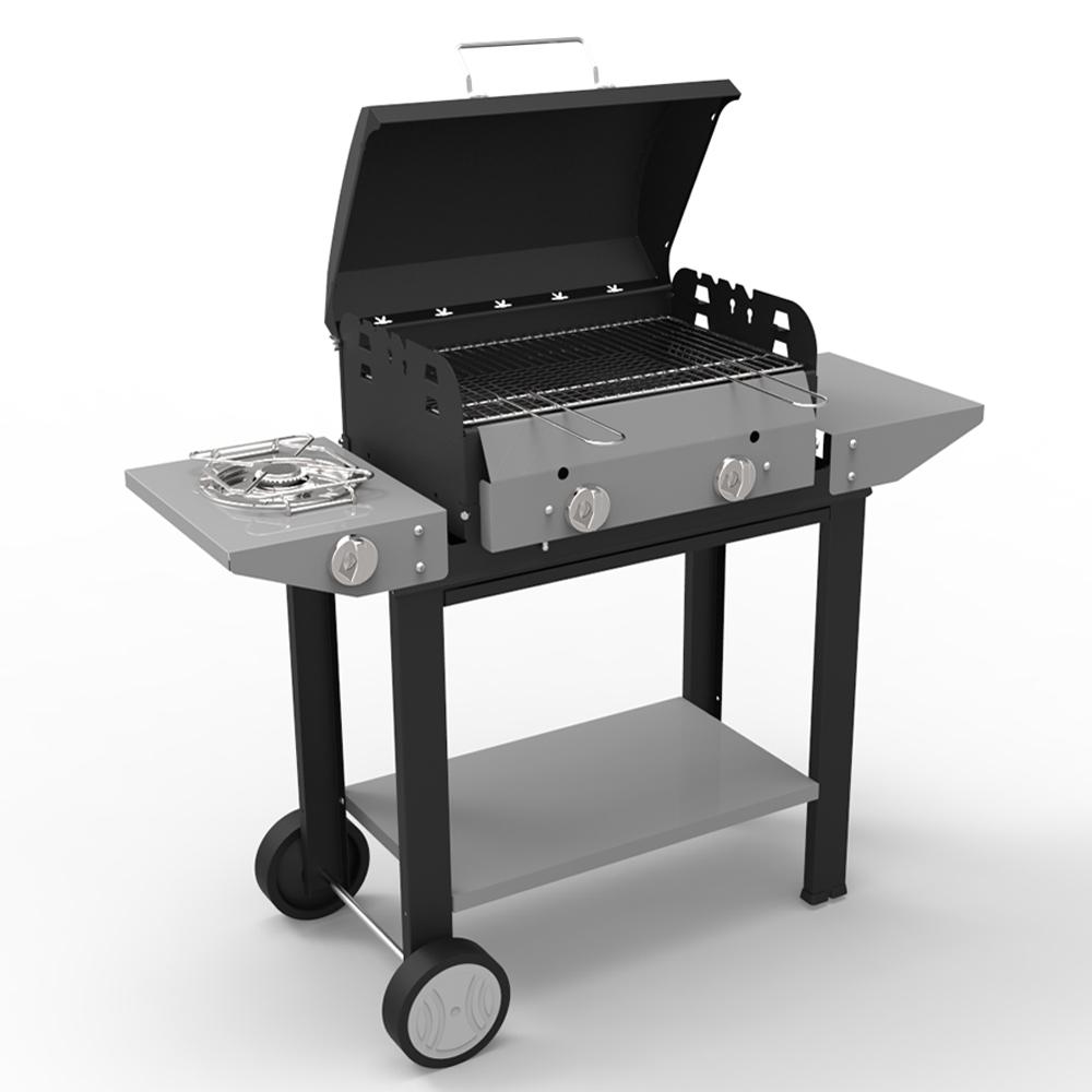barbecue vulcan gas ferraboli les barbecues gaz et. Black Bedroom Furniture Sets. Home Design Ideas