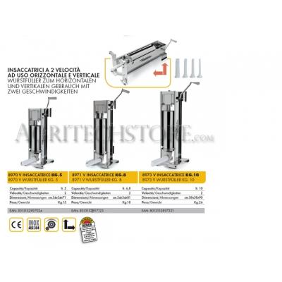 Ensachage Reber 8973 V * 10 kg.