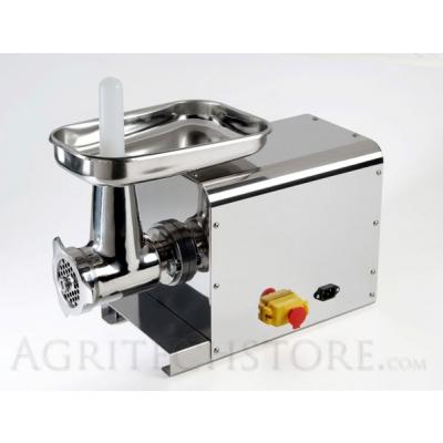 Reber Meat Grinder 10028 Classé n ° 12 INOX 1200 W Professional