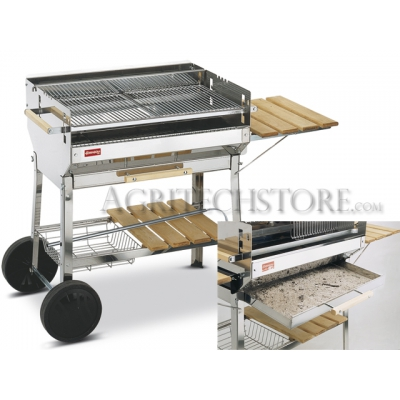 Barbecue Ferraboli Euro Inox Art.227