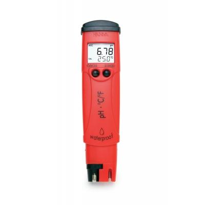 PH-mètre Hanna - HI 98128 pHtester étanche