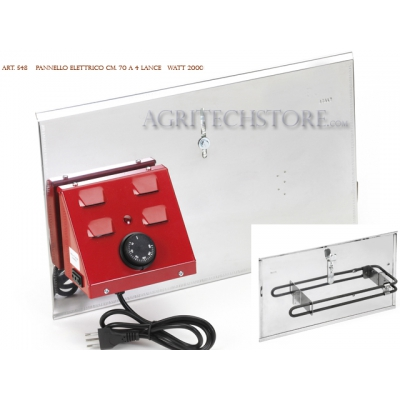 Panneau électrique pour rôtisserie Ferraboli Art. 548