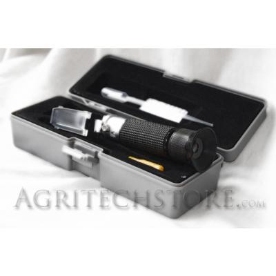 Réfractomètre pour glycol et batteries optique