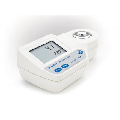 Réfractomètre numérique de 0-85% Brix HI 96801