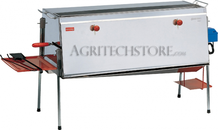 Rotisserie Ferraboli, Brescia acier CM100 Art.0582