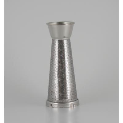 Filtre de cône Inox N5 5303NP trous 1,1 ca.