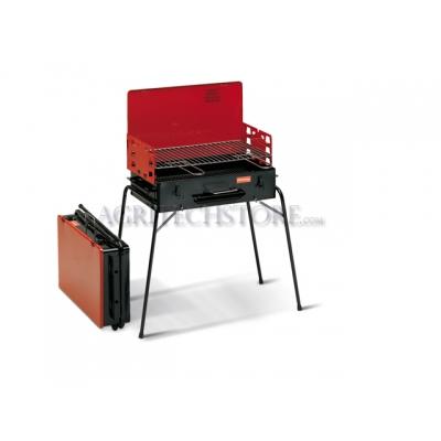 Barbecue Ferraboli Tornado Rosso Art.178