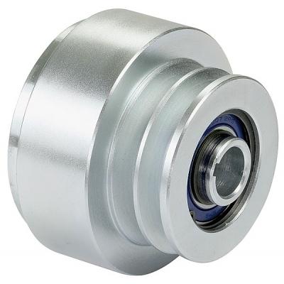 Poulie d'embrayage centrifuge Ø 95 mm. deux gorges A