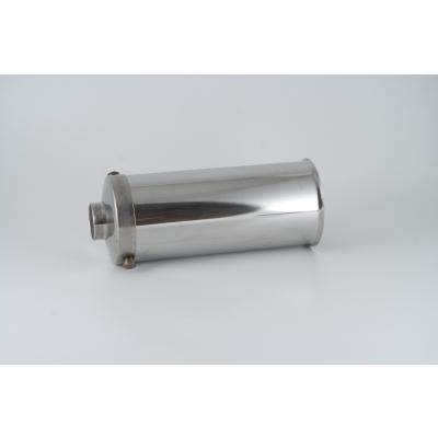 Tuyau en acier inoxydable pour l'ensachage de Reber 3 kg