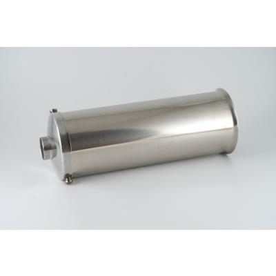 Tuyau en acier inoxydable pour l'ensachage de Reber 12 kg