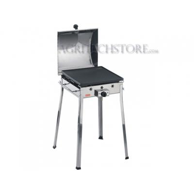 Barbecue Ferraboli gaz Mono Inox Art.091