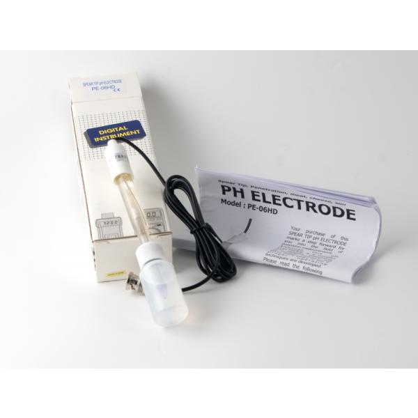 Probe parties d'électrode pour Ph220s