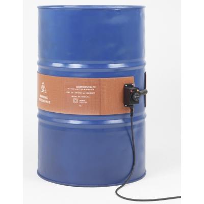 Scaldafusto métal 25 litres 125x800