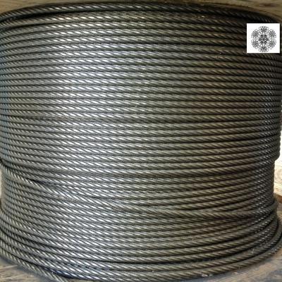 Martelé corde Ø 12 mm 156 fils