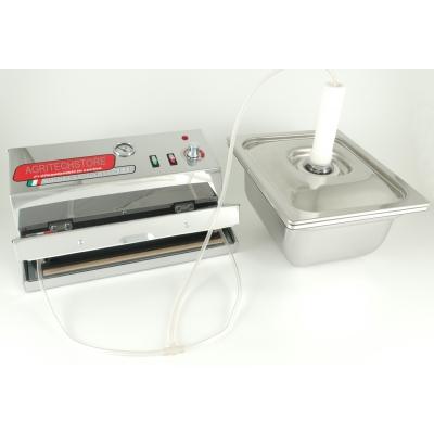 Système de cuisson Sous-vide pour S & W Vacuum Box Agritech Allhadin