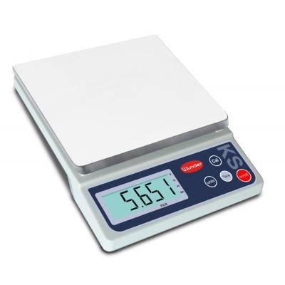 Scale Table Inox Capacité 6 kg KS 6000