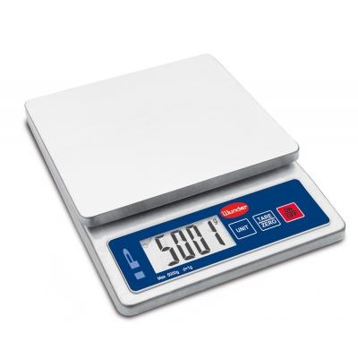 Balance polyvalent Compact Inox Contenance 5 kg.