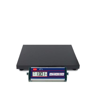 . Balance VT1 30/60 Kg FER acier peint - capacité 60 kg.