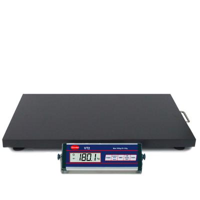 Balance VT2 150/300 kg FER en acier peint -. Capacité 300 kg.