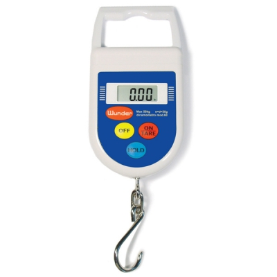 Dynamomètre multifonction Capacité électronique Kg. 50