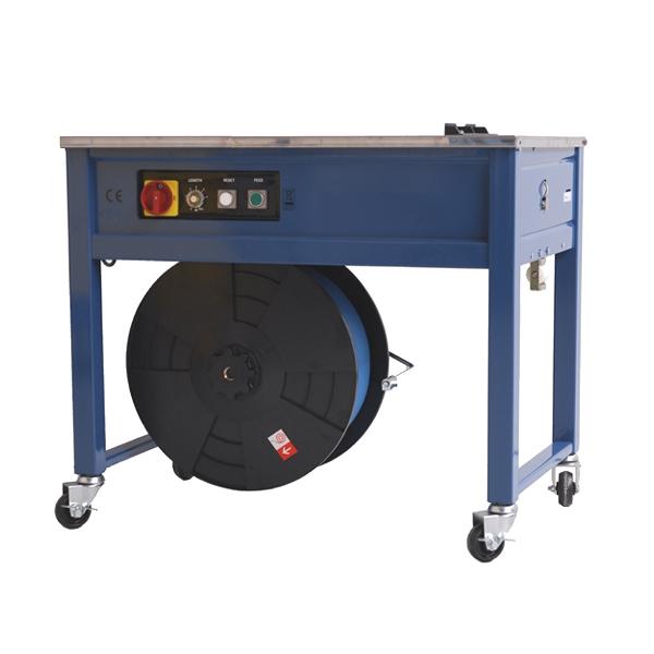 Table de cerclage semi-automatique Inox TP202