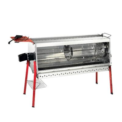 Rotisserie Ferraboli, cm.120 Art.0544 en acier inoxydable