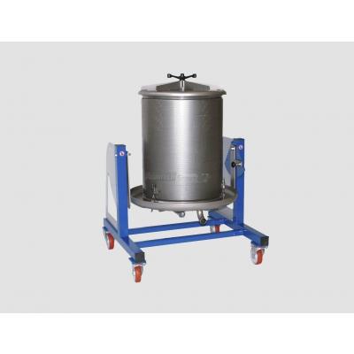 Idropressa de litres 80 Aluminium