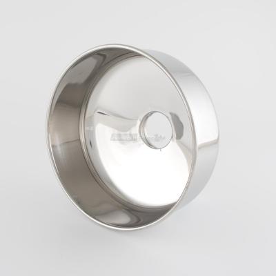 Entonnoir squeezer en acier inoxydable Classé n ° 3 Reber