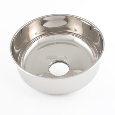 Entonnoir en acier inoxydable pour squeezer Reber Classé n ° 5