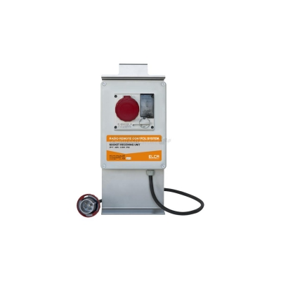 Prise de télécommande industrielle MITO-SOCKET avec inv / pol.