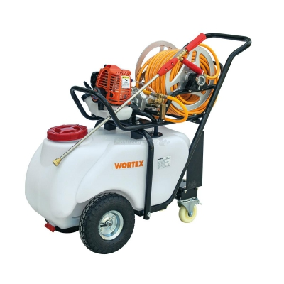 Pompe à moteur pour la pulvérisation et le désherbage C50 - T2