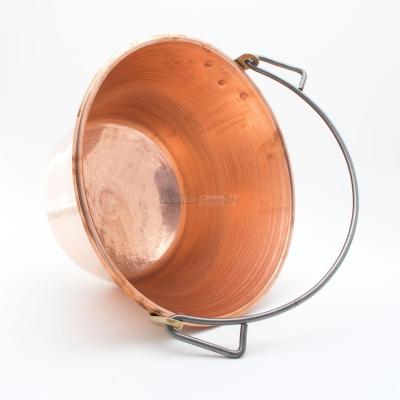 Cuivre Chaudron de 30 litres