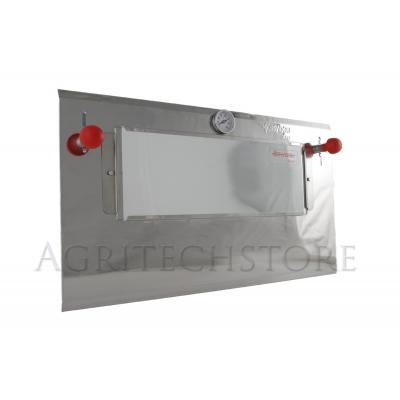 Panneau vitré pour Rotisserie Brescia 120 cm. 16 Lance