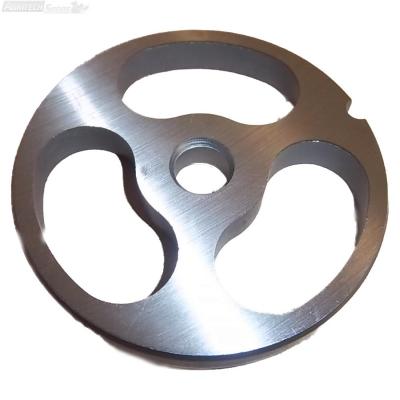 Viande plaque de meuleuse avec des trous diamant TC12