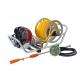Pompe portable pour pulvérisation et désherbage 4 fois - débit 6 l / 1 '