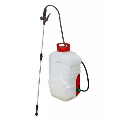 Pompe électrique pour la pulvérisation et le désherbage 18V - 2,2 Ah - 16 litres