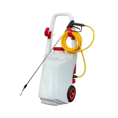 Pompe électrique pour la pulvérisation et le désherbage 18V - 2,2 Ah - 40 litres
