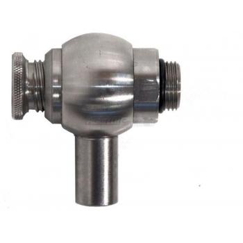Inox Drip robinet 1/2 ''