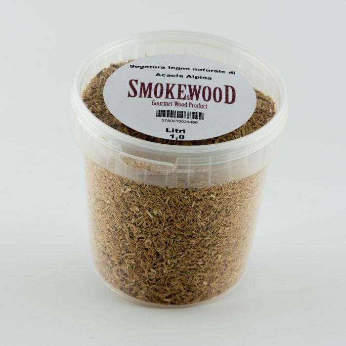 Sawdust naturel Acacia Lt. 1,0