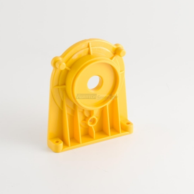 Supprto bride moteur râpe Fido jaune