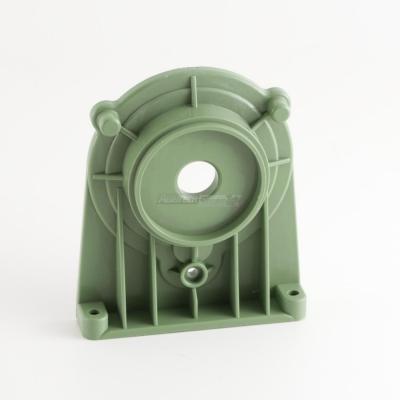 Supprto bride moteur râpe Fido vert